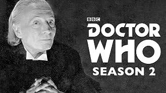 Classic Doctor Who, Season 2