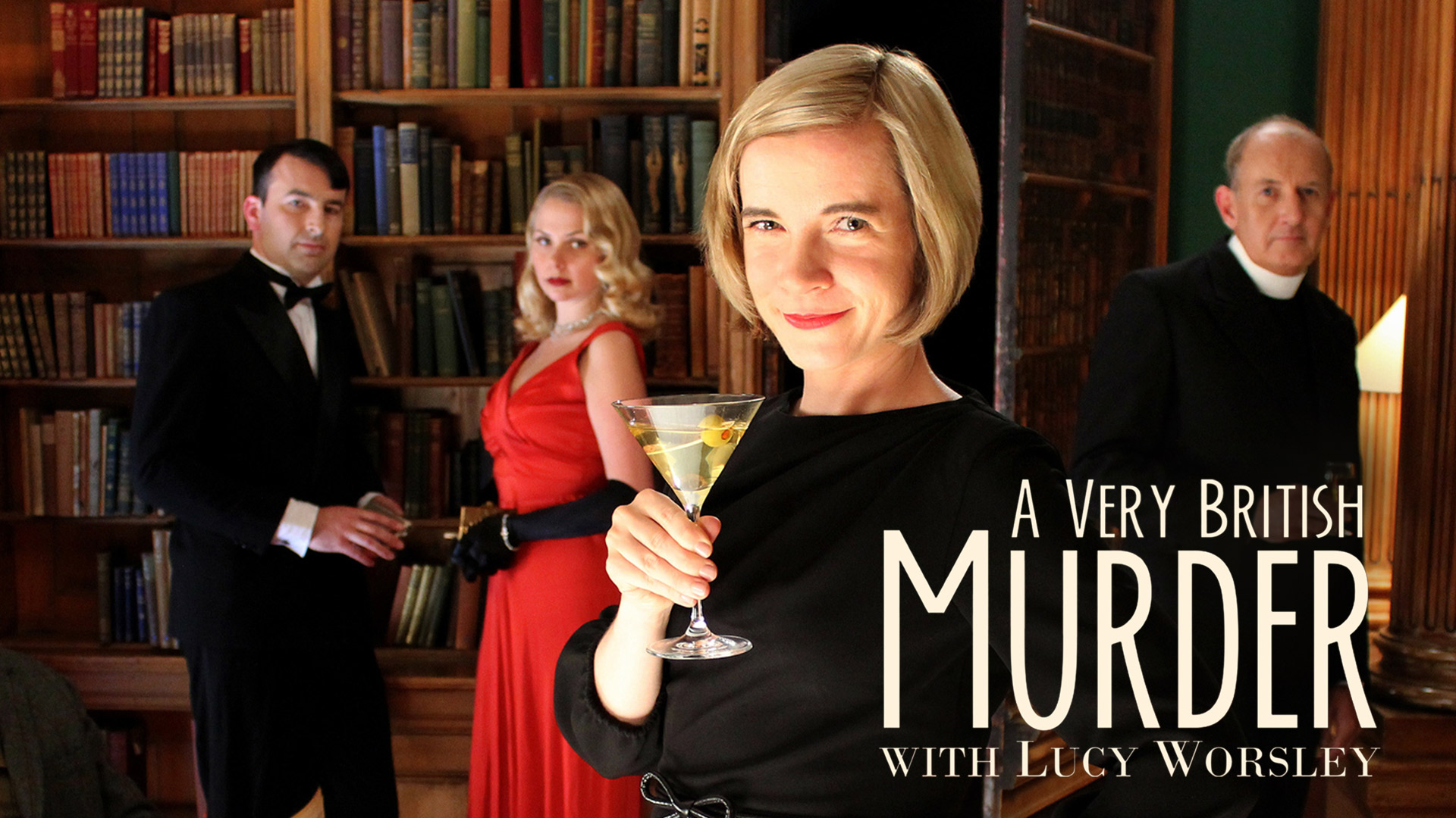 A Very British Murder with Lucy Worsley, Season 1