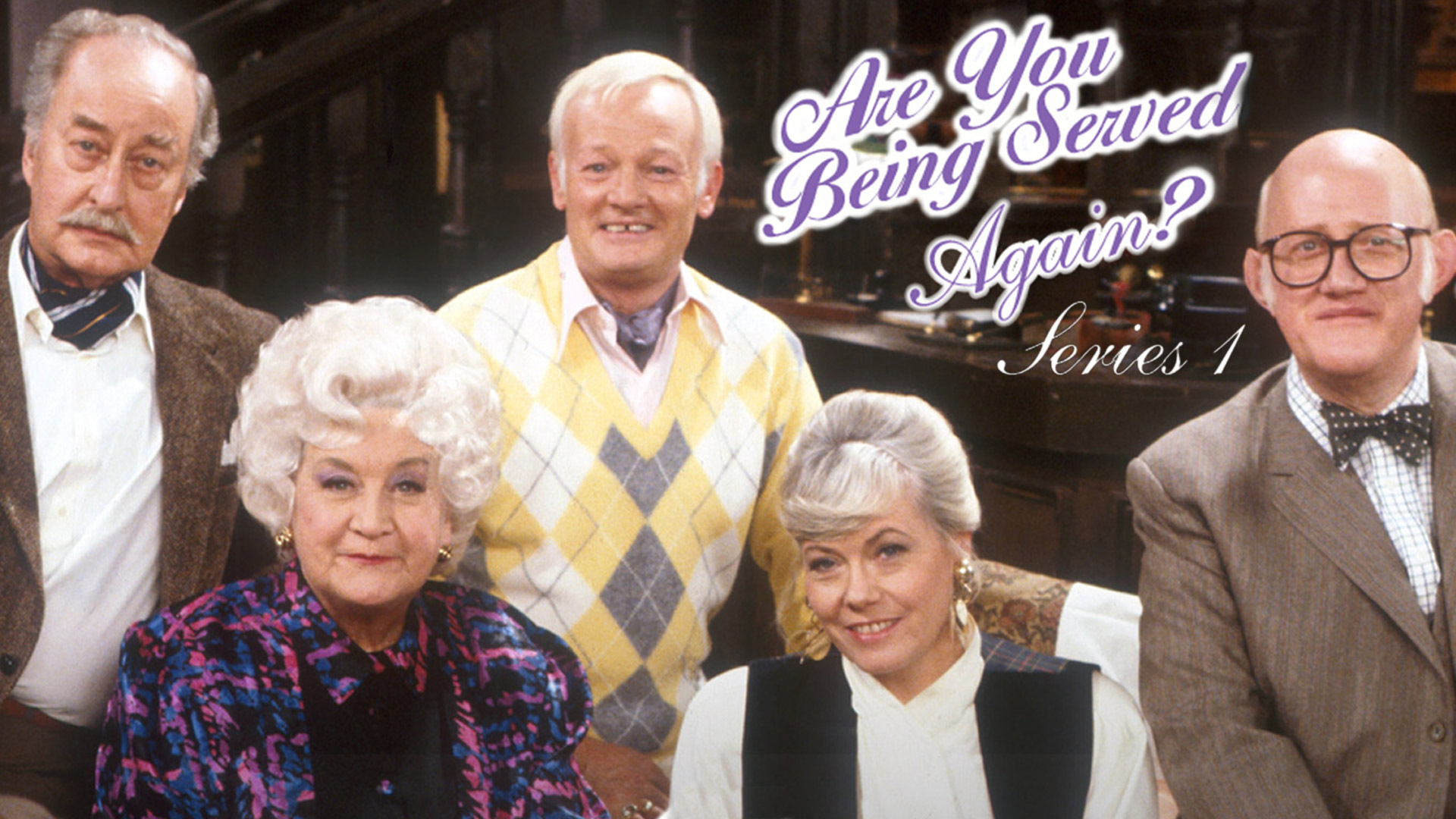 Are You Being Served? Again!, Season 1