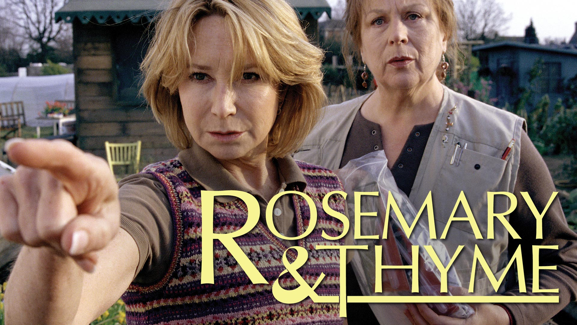 Rosemary And Thyme, Season 1