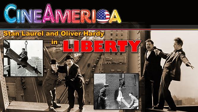 "Laurel and Hardy ""Liberty"""