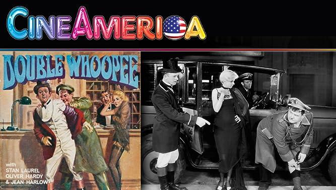 "Laurel and Hardy ""Double Whoopee"""