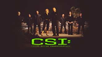 CSI: Crime Scene Investigation, Season 1
