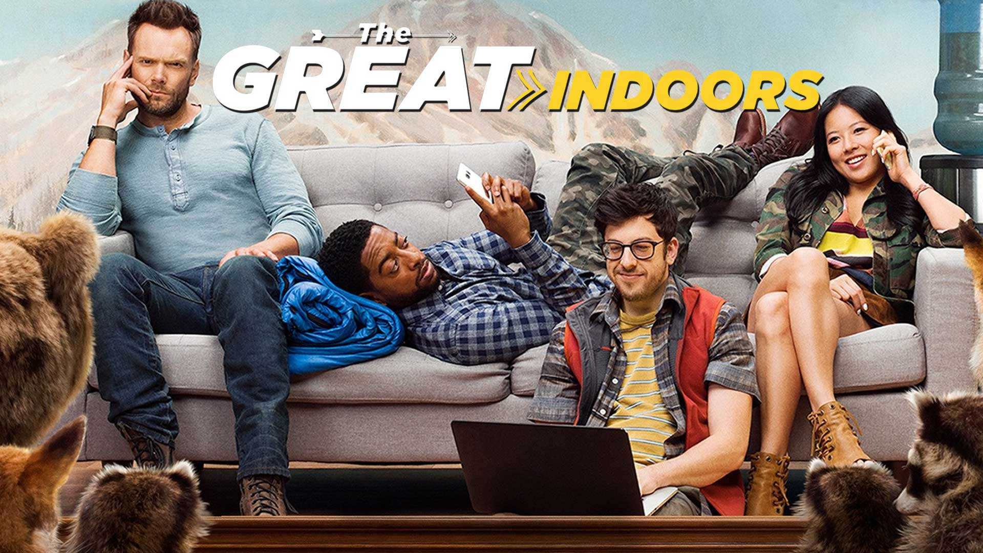 The Great Indoors, Season 1
