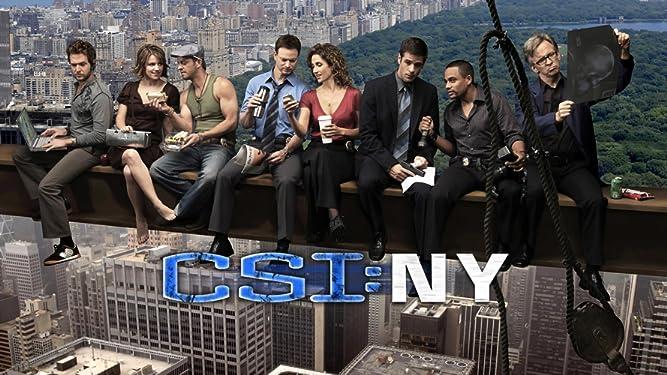 csi new york music