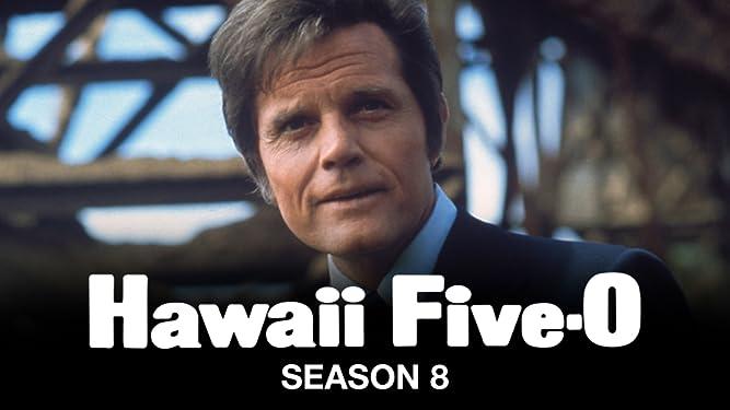 Hawaii Five-O (Classic) Season 8