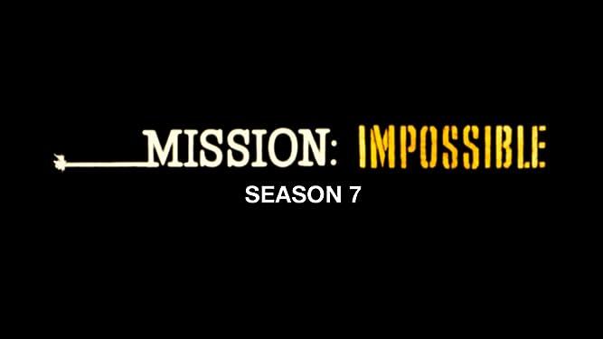Mission Impossible Season 7