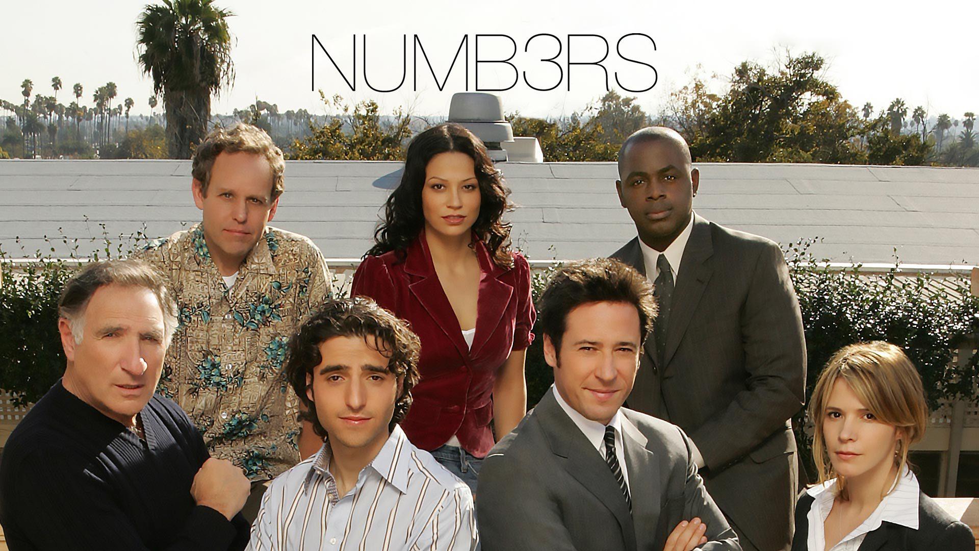 Numb3rs Season 1