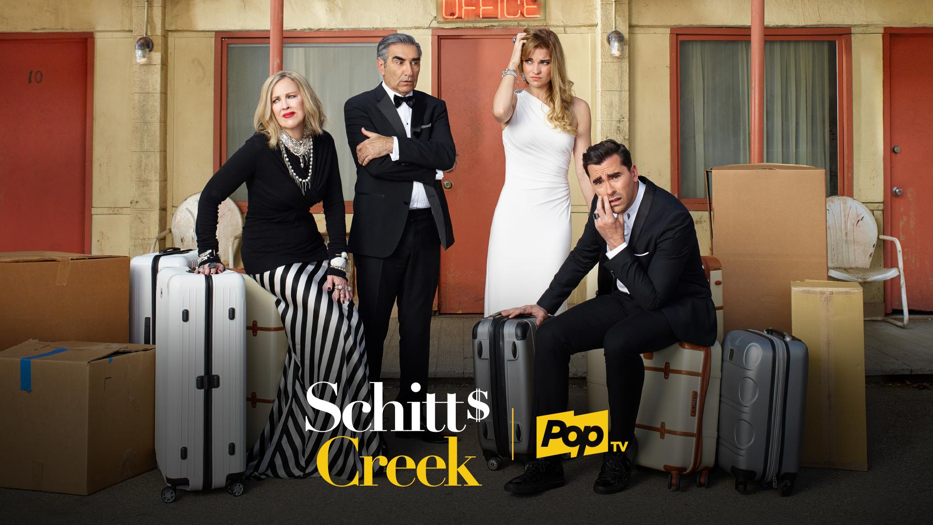 Schitt's Creek Season 1 (Uncensored)