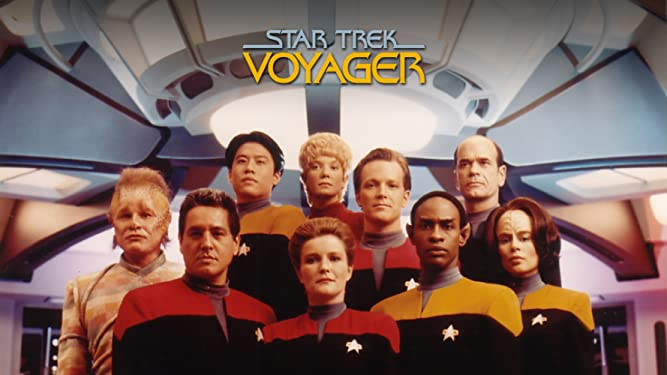 Star Trek Voyager syv av ni dating unge enke dating råd