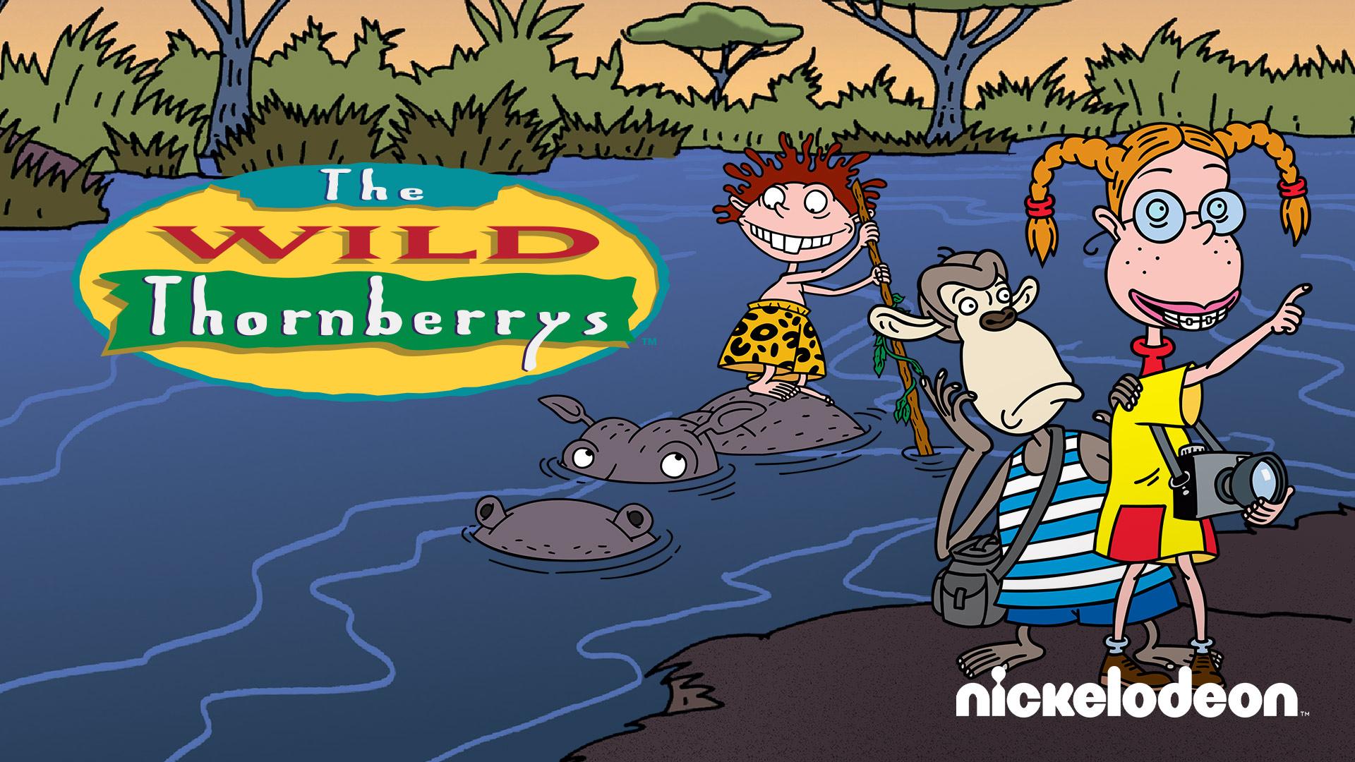 The Wild Thornberrys 1