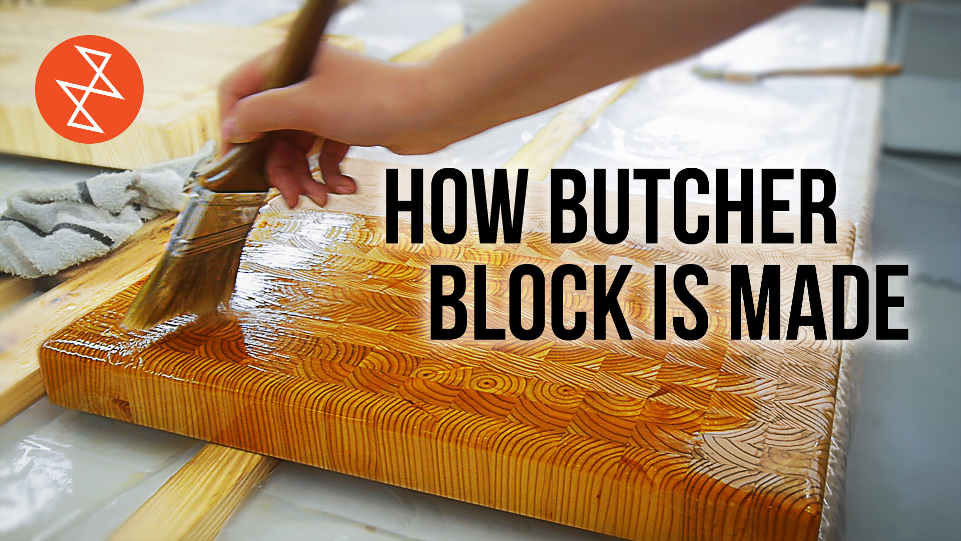 How Butcher Block is Made