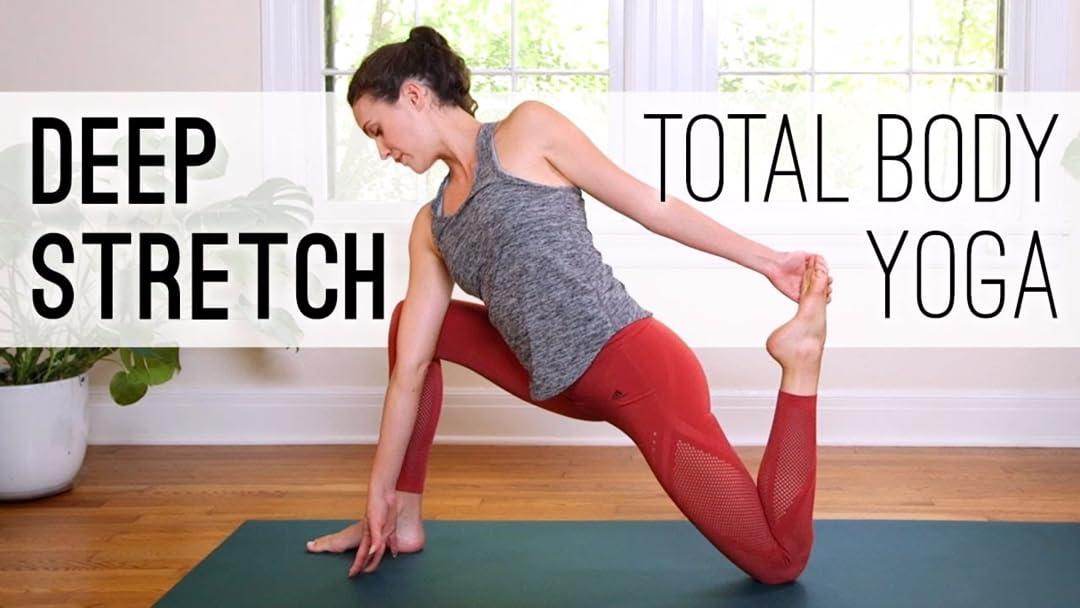 Amazon.com: Watch Total Body Yoga - Deep Stretch   Prime Video