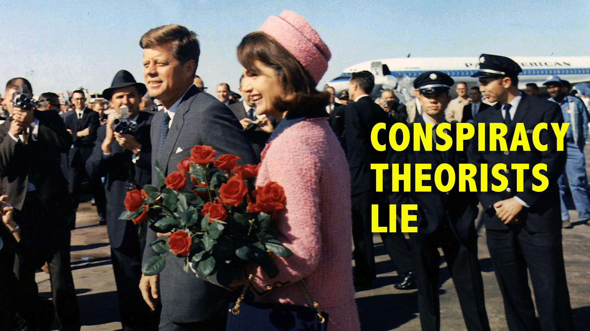Conspiracy Theorists Lie