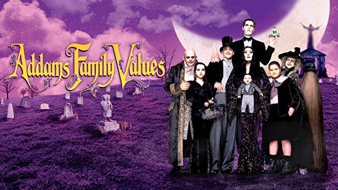 Addams Famliy Values