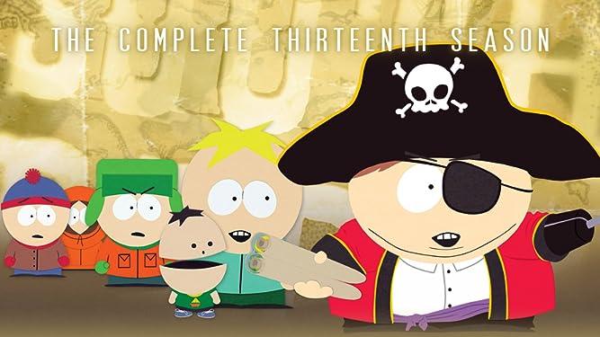 Watch South Park Season 13 Prime Video