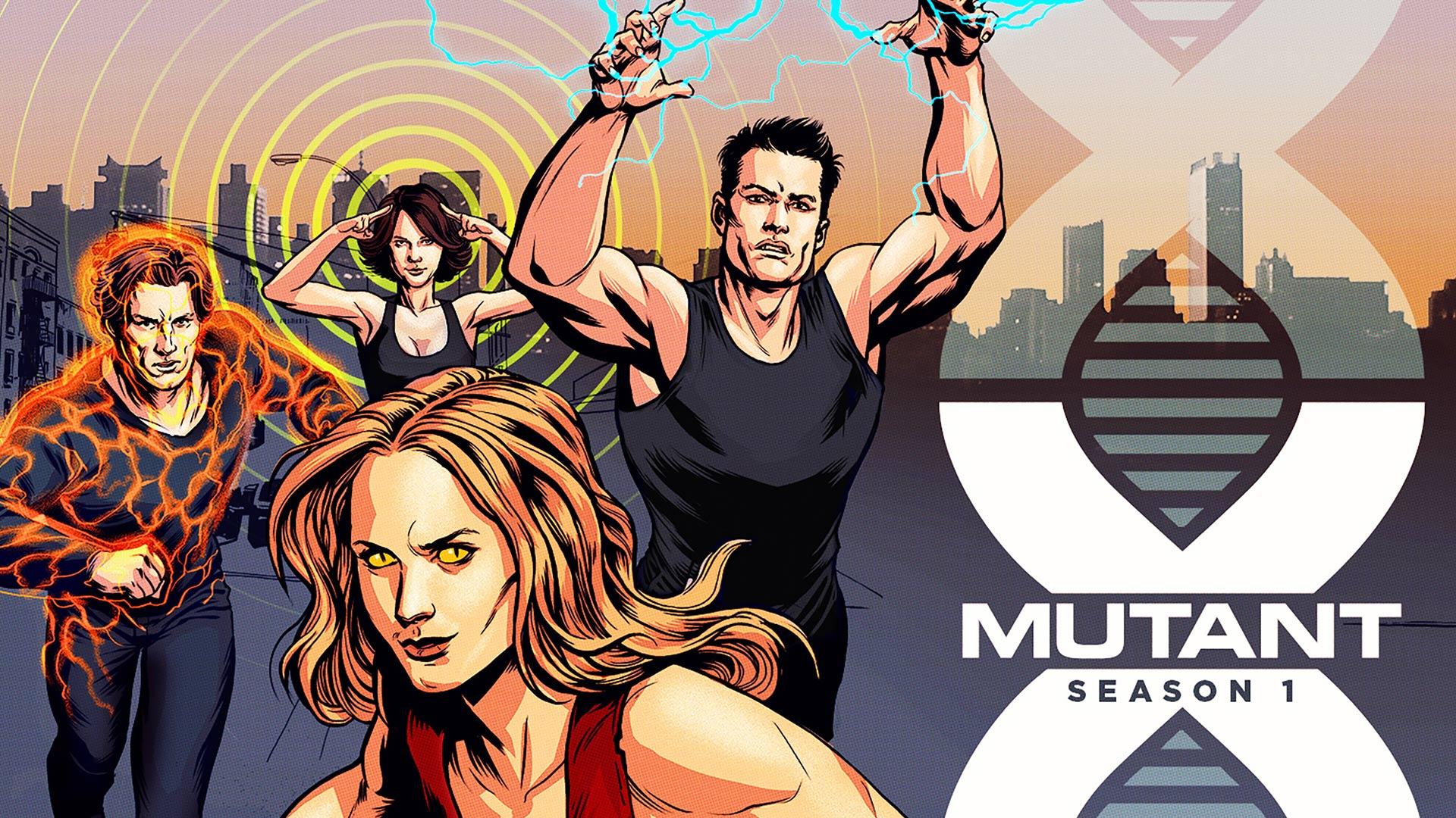 Mutant X - Season 1