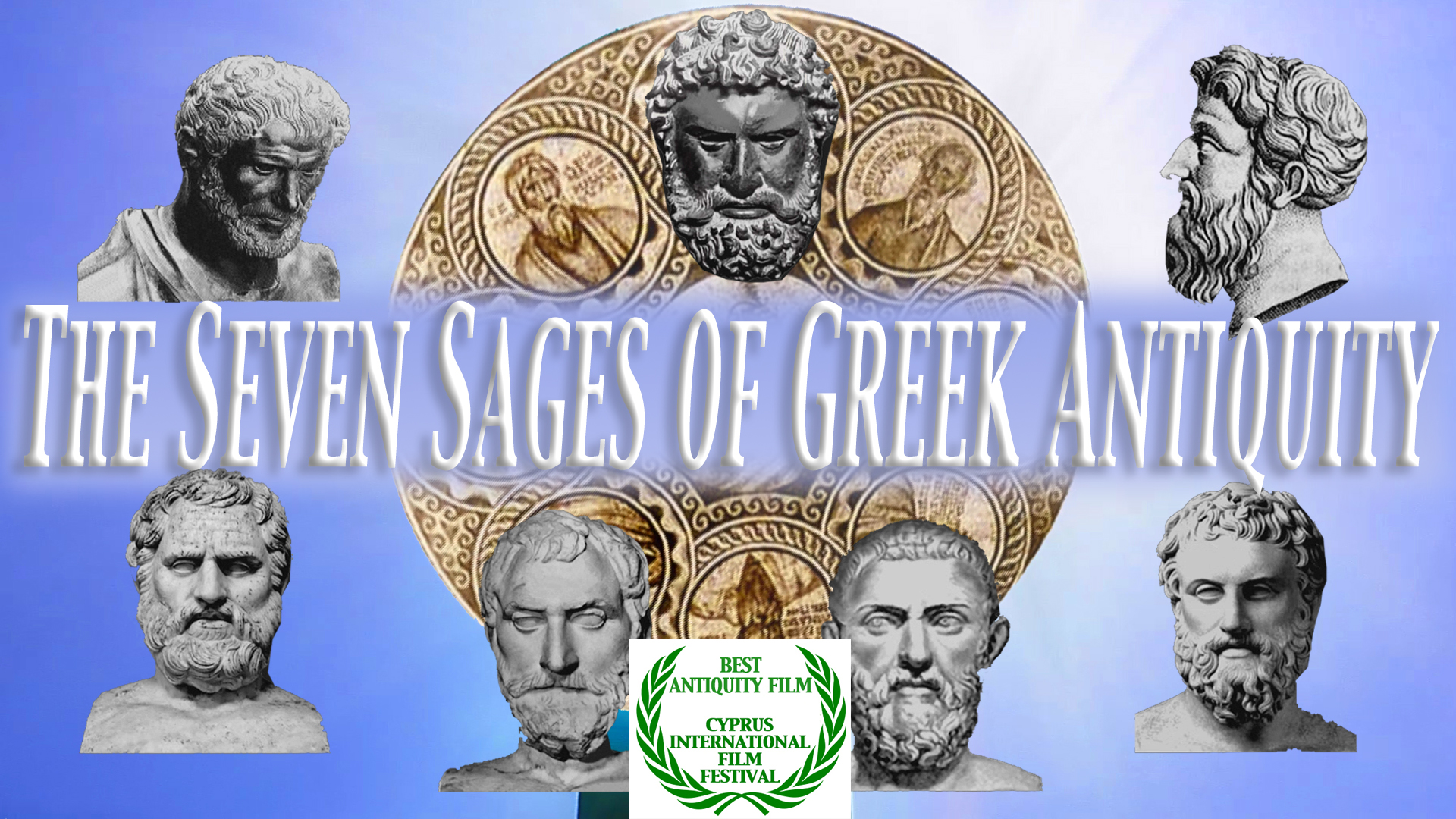 The Seven Sages of Greek Antiquity