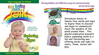 My Baby Can Talk - Exploring Signs