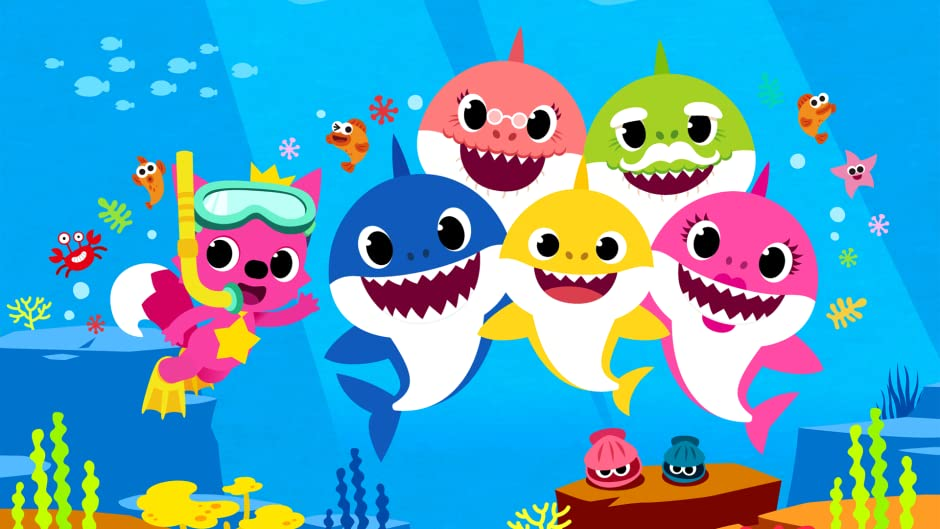 baby shark clipart free all about clipart