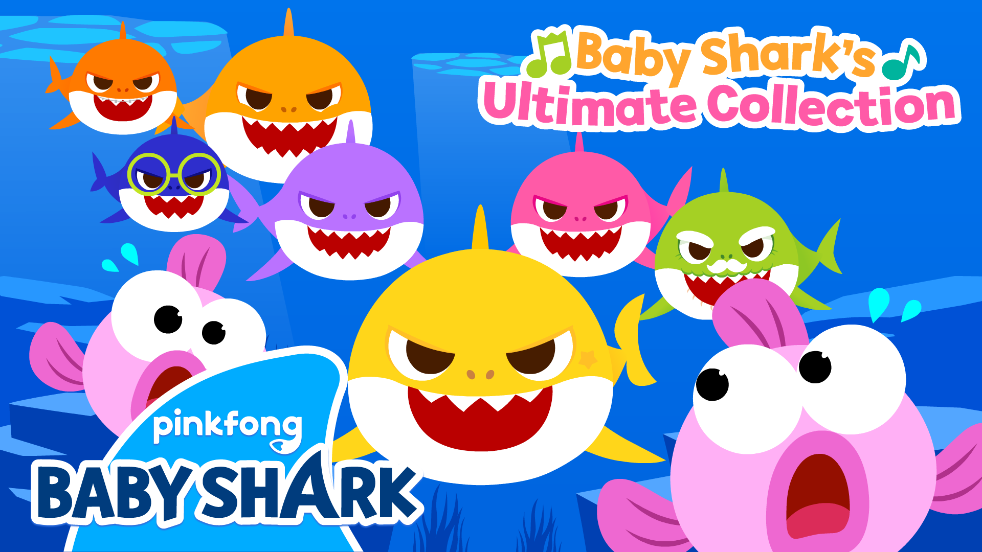Pinkfong! Baby Shark's Ultimate Collection