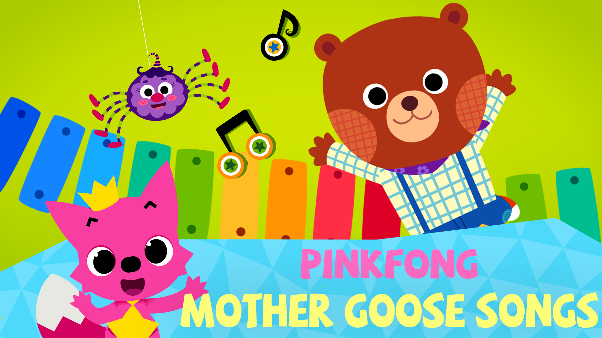 Pinkfong! Mother Goose Songs