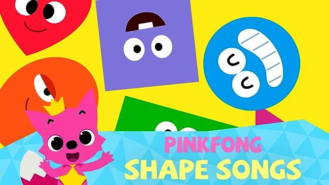 Pinkfong! Shape Songs