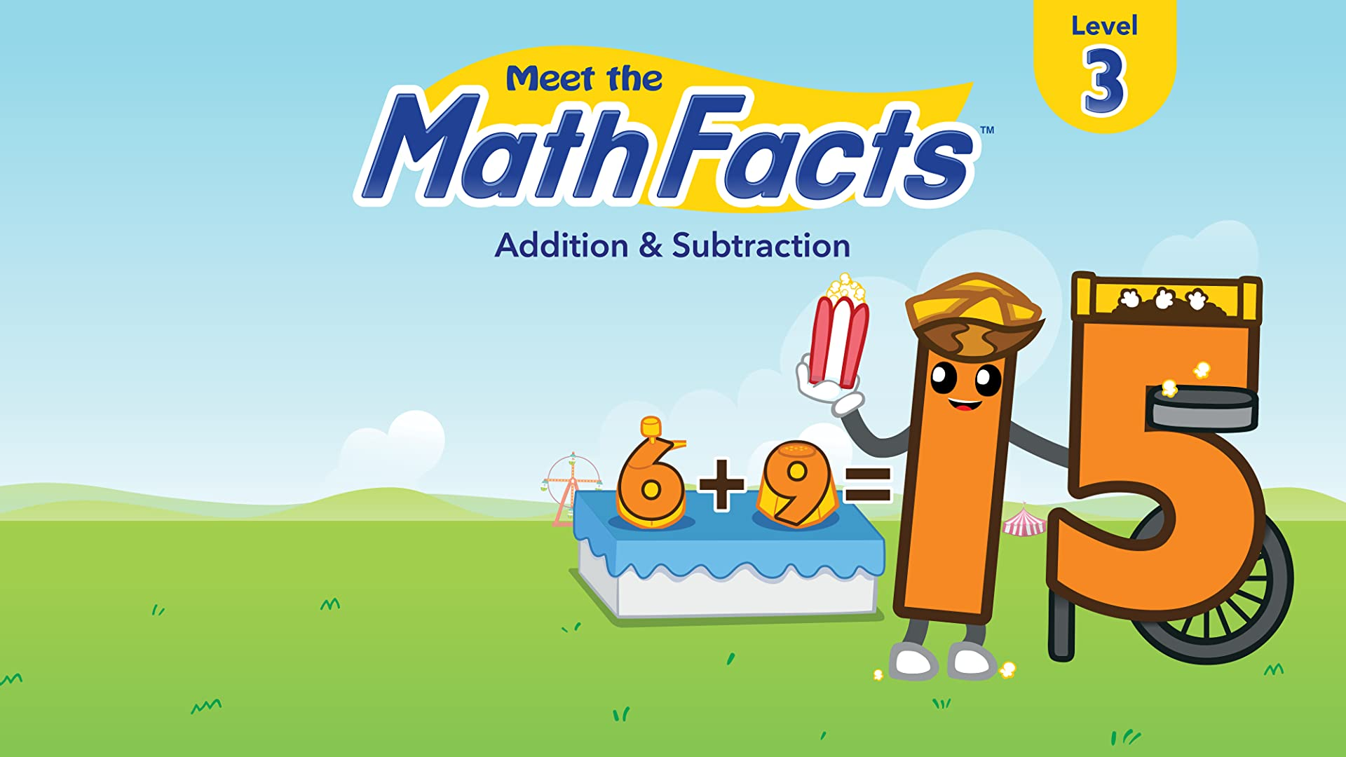 Meet the Math Facts - Addition & Subtraction Level 3