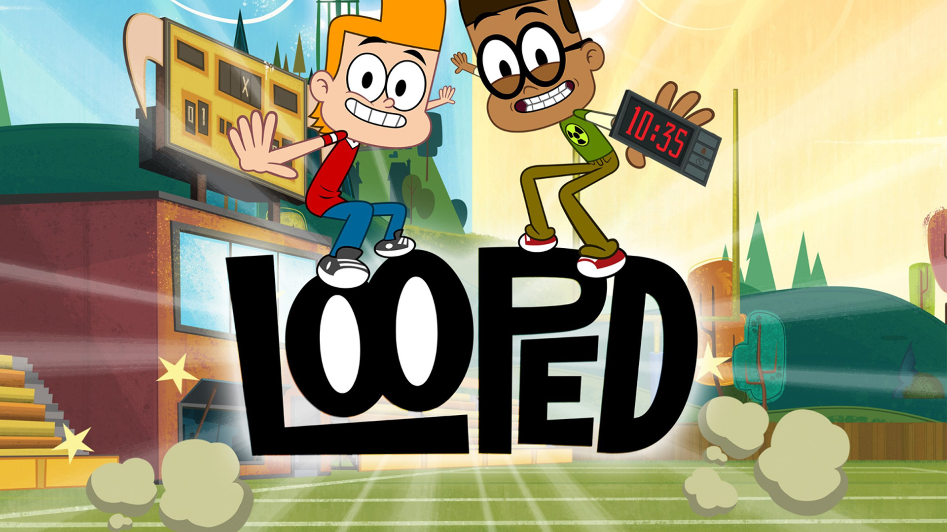 Looped - Season 1 Volume 1