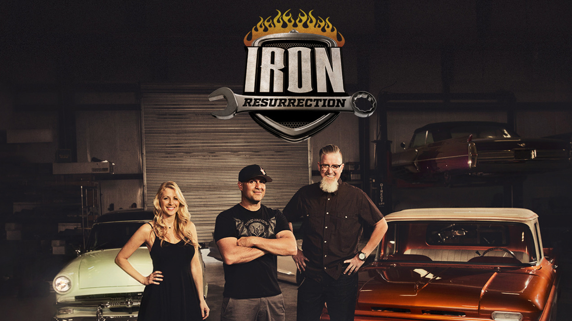 Iron Resurrection Season 1