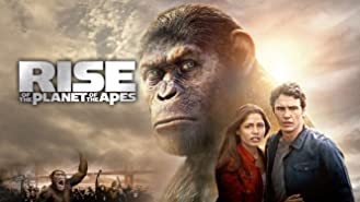 Rise of the Planet of the Apes (4K UHD)