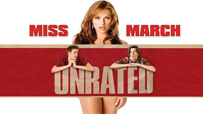 Miss March UNRATED