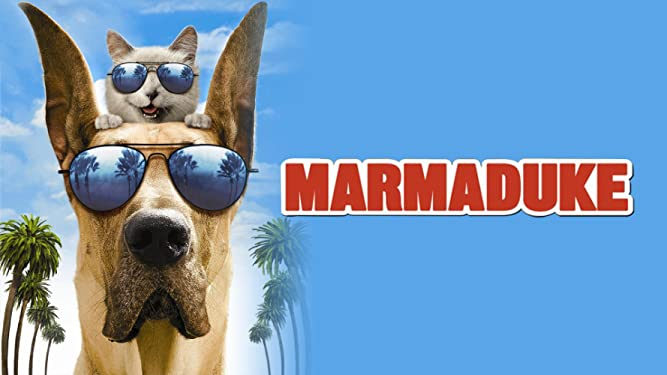 Marmaduke: Making a Scene