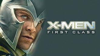 X-Men: First Class (4K UHD)