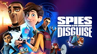 Spies in Disguise (4K UHD)
