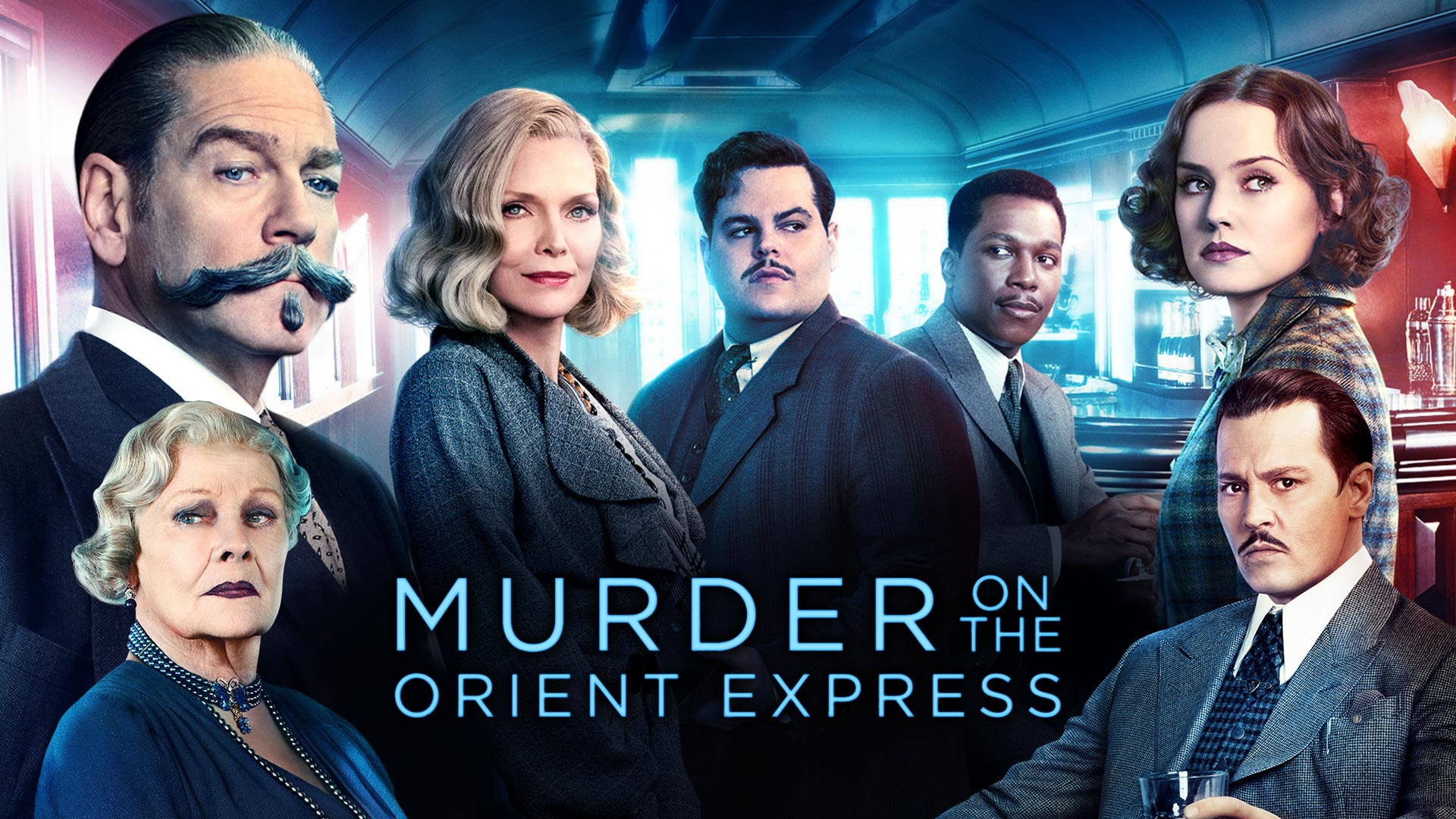Murder on The Orient Express (4K UHD)