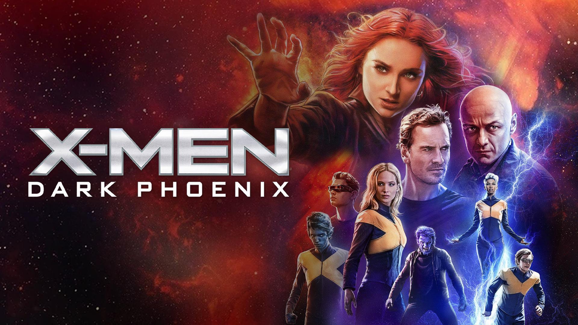 X-Men: Dark Phoenix (4K UHD)