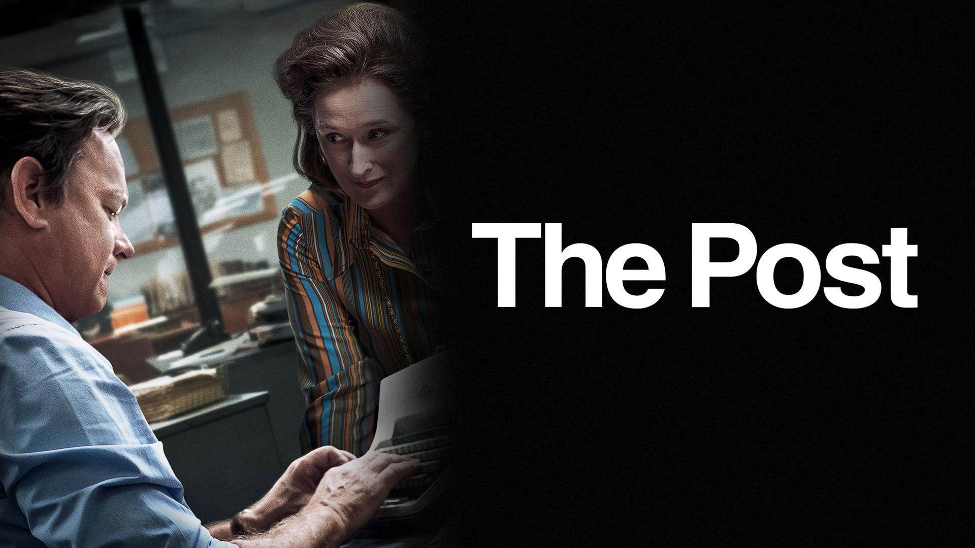 The Post (4K UHD)