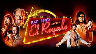 Bad Times at The El Royale (4K UHD)