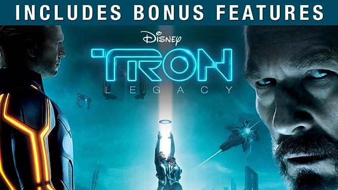 Tron: Legacy (Plus Bonus Content)
