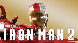 Marvel Studios' Iron Man 2 (4K UHD)