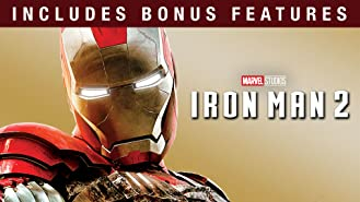 Iron Man 2 (Includes Bonus Features)