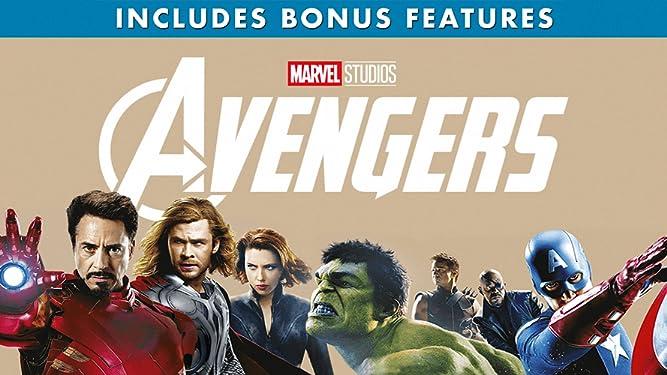 Marvel's The Avengers (Includes Bonus Features)
