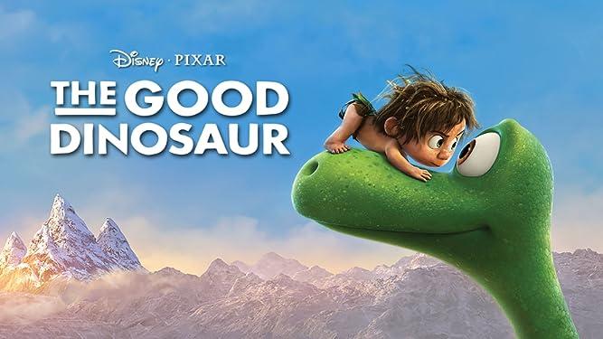 The Good Dinosaur (Plus Bonus Features)