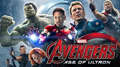 Marvel Studios' Avengers: Age of Ultron (4K UHD)