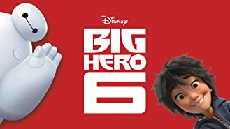 Big Hero 6 (4K UHD)