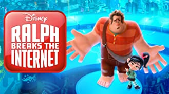 Ralph Breaks the Internet (4K UHD)