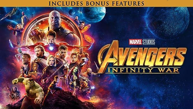 Amazon com: Watch Avengers: Infinity War (Plus Bonus Content