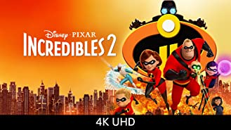 Incredibles 2 (4K UHD)