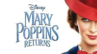 Mary Poppins Returns (4K UHD)